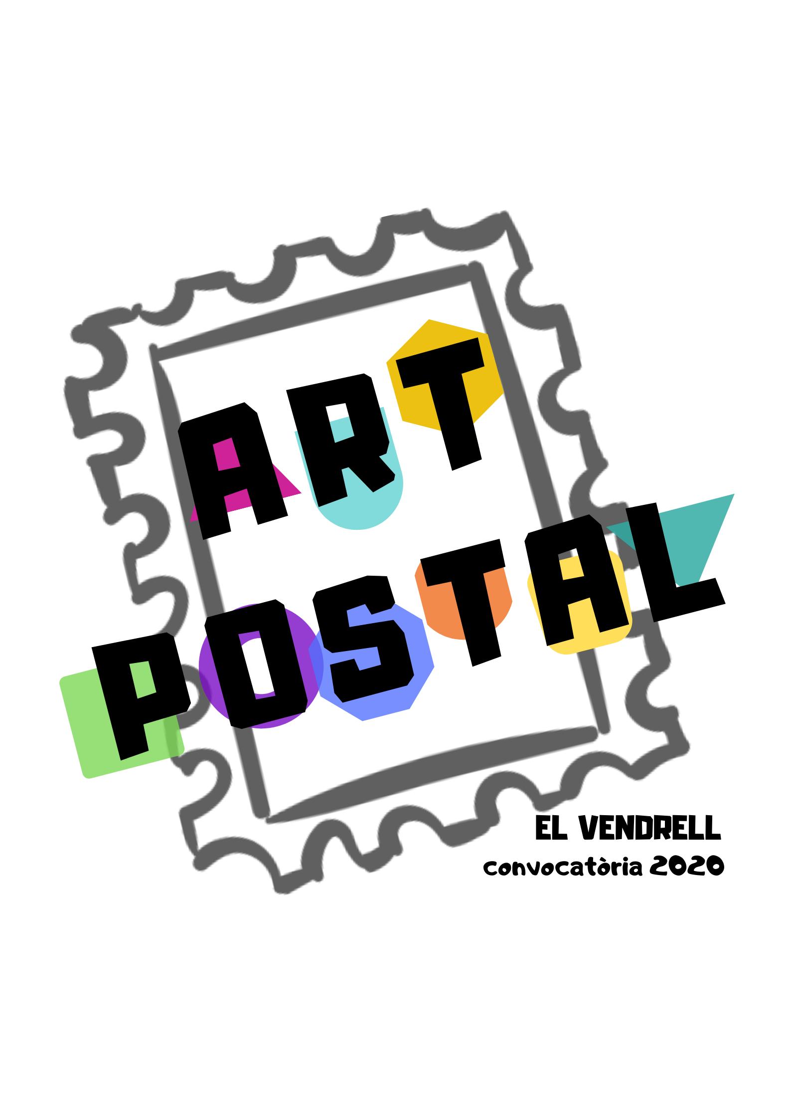 Imatge Art postal